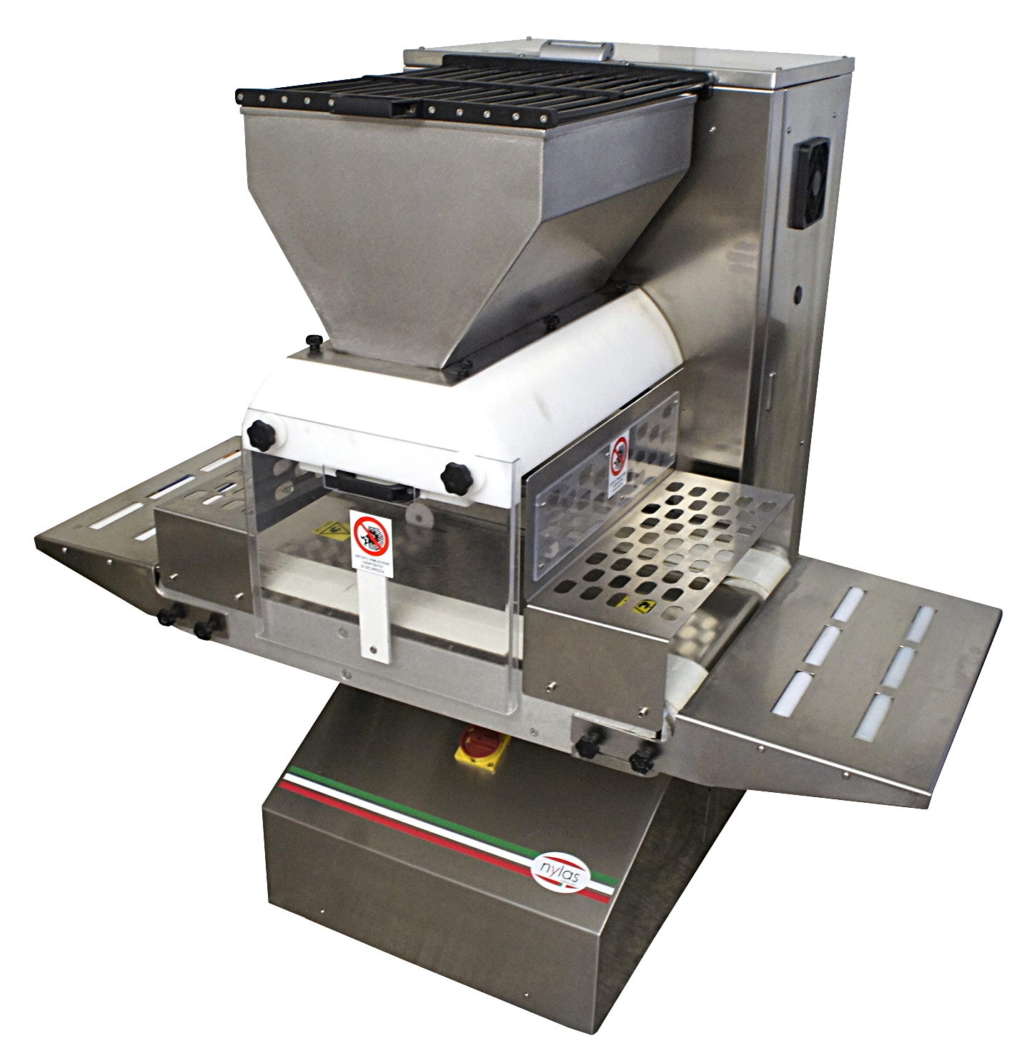 SECOND HAND BISCUITS DEPOSITOR: SMART 400 with wire cut and rotary systems for big-medium productions. Contact us for any further information!